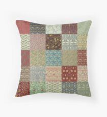 William Morris Pattern Collection Throw Pillow