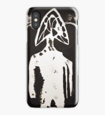 Tough Thoughts iPhone Case/Skin