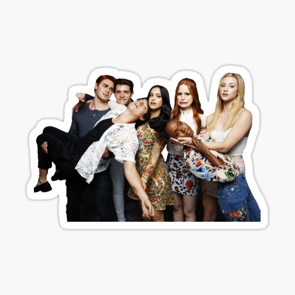 Riverdale Cast Sticker