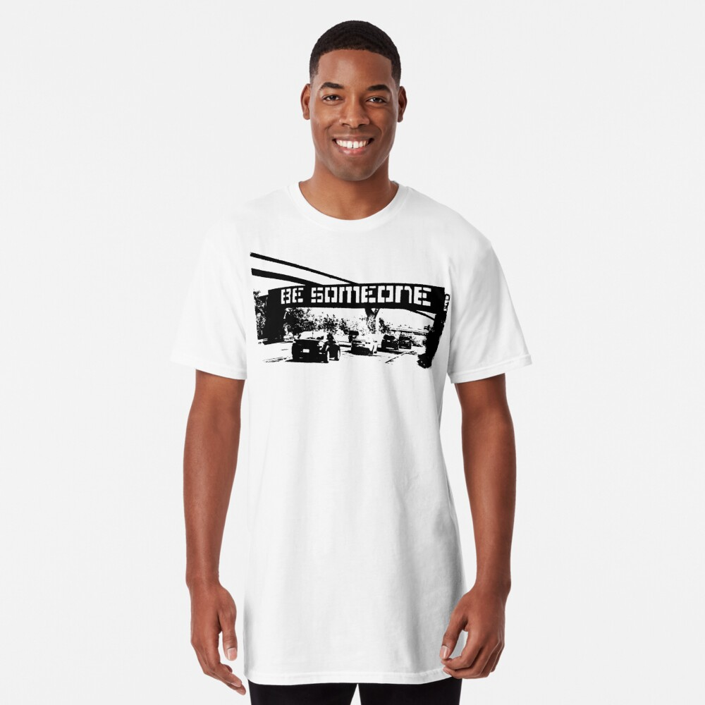 Be Someone - Houston Long T-Shirt