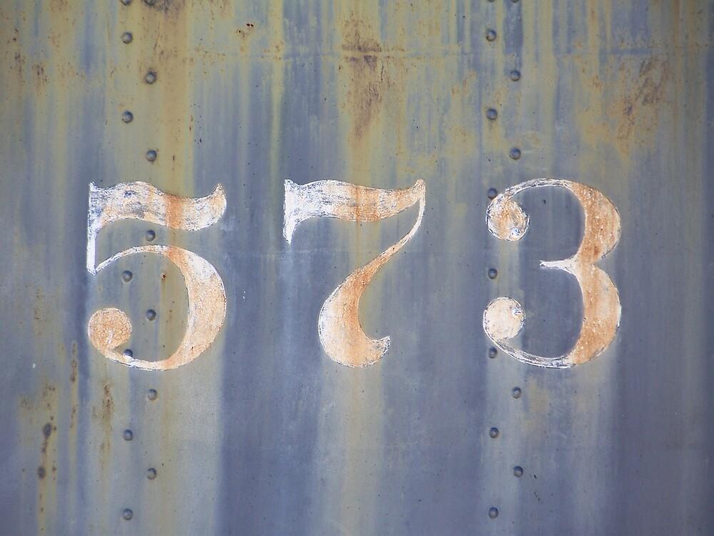 Five Seven Three by Michael Keller