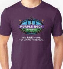Purple Rock Podcast Swag T-Shirt