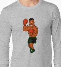 Mike Tyson - Punch Out  Long Sleeve T-Shirt
