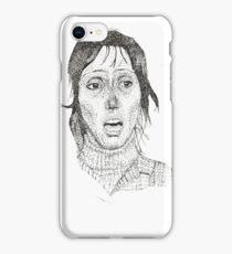 Shelley Duvall inspired Art iPhone Case/Skin