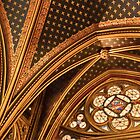 Sainte Chapelle Richness by Marylou Badeaux