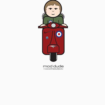 Mod Dude Scooter™ by TheDudes