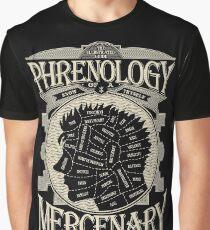 Phrenology of a mercenary - Berserk Graphic T-Shirt