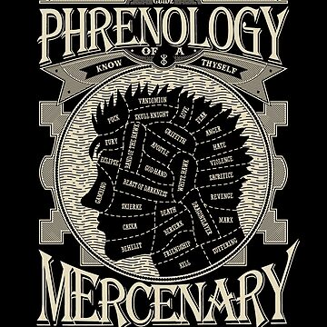 Phrenology of a mercenary - Berserk by Lanfa