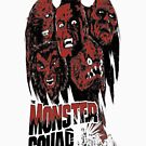 Googly Eyed Monster by Julianco