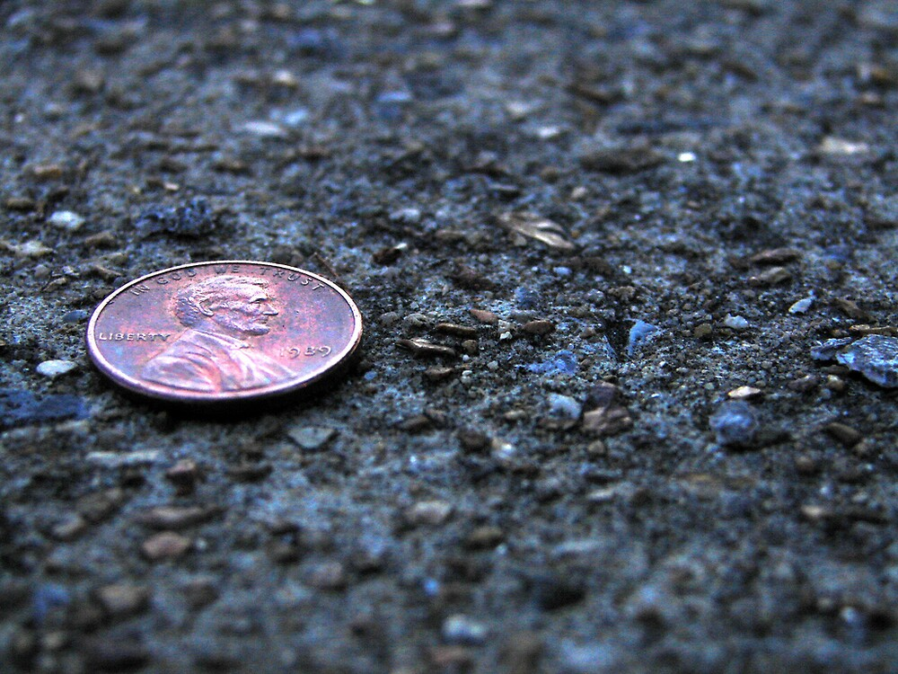 Penny For Your Thoughts by www4gsus