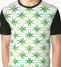 green petals Graphic T-Shirt