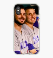 Kris Bryant and Anthony Rizzo iPhone Case