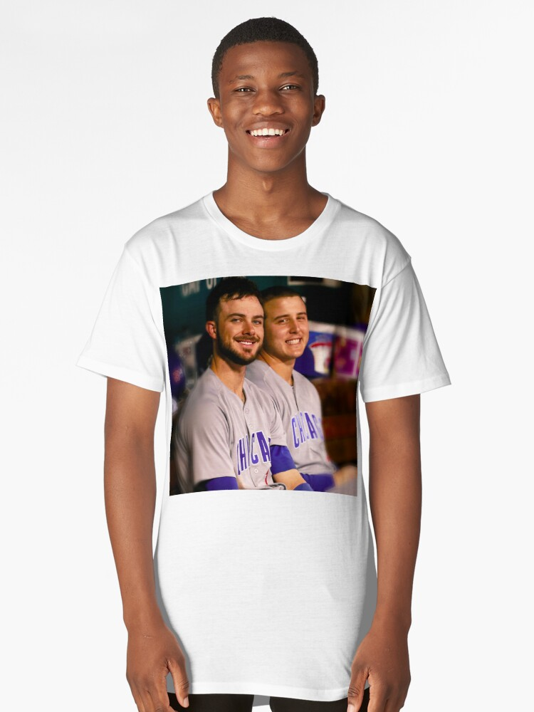 quite nice 06bc1 503e1 Kris Bryant and Anthony Rizzo | Long T-Shirt
