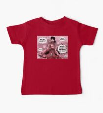 Sigrun, Anders, and Ser Pounce-A-Lot Baby Tee