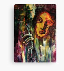 Iconic ⎢Spiritual art, art émotionnel Canvas Print