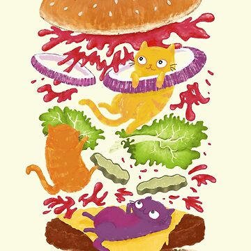 Cat Burger by DIKittyPants