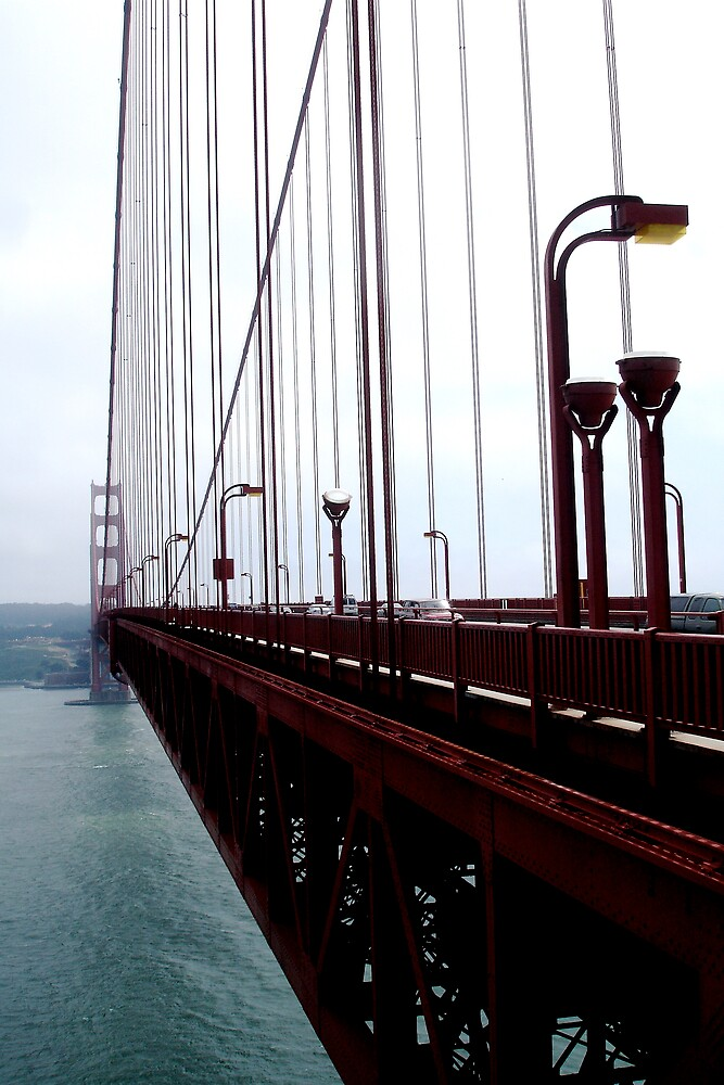 Bridge Long View by Rebecca Veldman