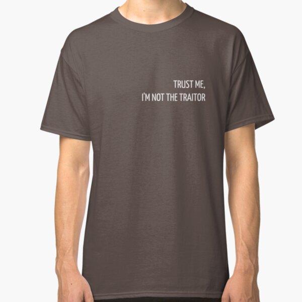 Traitor Classic T-Shirt