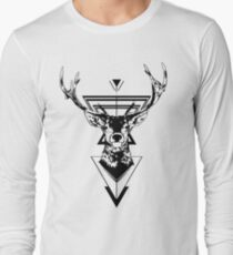 Deer design geometric style T-Shirt