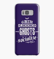 Haunted Mansion - Grim Grinning Ghosts Samsung Galaxy Case/Skin