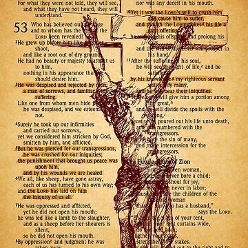 Jesus Christ by knollgilbert