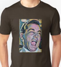Ray Liotta Laugh mafia gangster movie Goodfellas painting T-Shirt