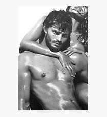 Handsome Jamie Dornan Photographic Print