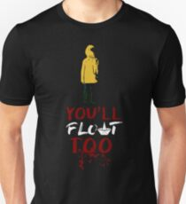 Stephen King's It - You'll Float Too (Georgie) T-Shirt