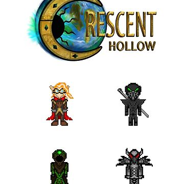 Crescent Hollow: Classes #2 by shadowinkdesign