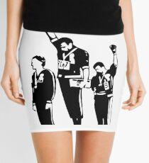 1968 Olympics Black Power Salute Mini Skirt