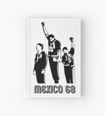 1968 Olympics Black Power Salute V2 Hardcover Journal