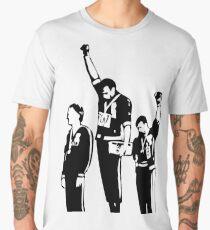 1968 Olympics Black Power Salute Men's Premium T-Shirt