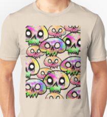 Holi Skulls T-Shirt