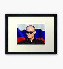 Putin Framed Print