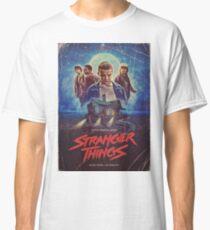 Stranger Things - Retro Design  Classic T-Shirt