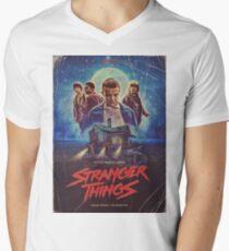Stranger Things - Retro Design  T-Shirt