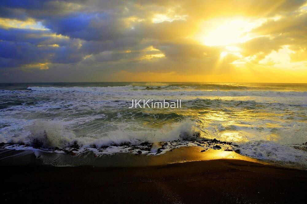 Hungry Land Sun Rise by JKKimball