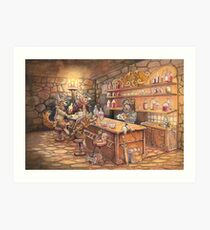 tavern Art Print