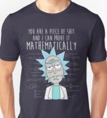 I can prove it Mathematically T-Shirt