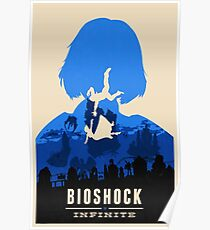 Bioshock - Infinite  Poster