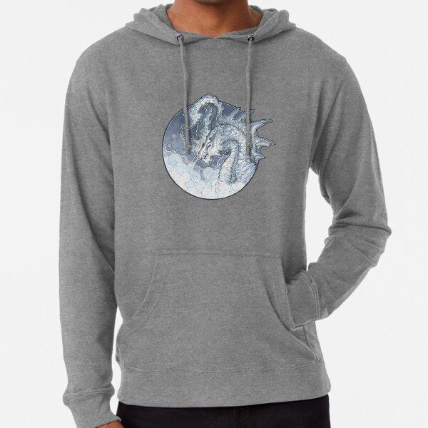 dragon coin Lightweight Hoodie