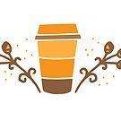 Pumpkin spice latte by jazzydevil