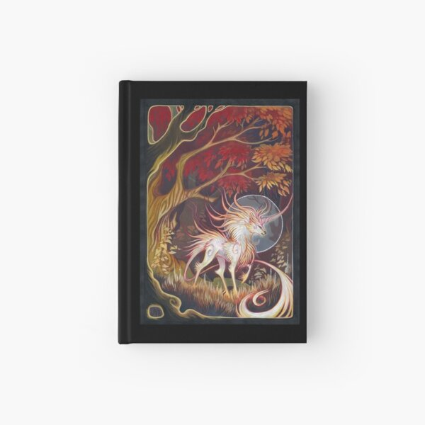 fire walk with me Hardcover Journal