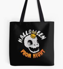 Halloween Prom Night Funny Party Tote Bag