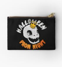 Halloween Prom Night Funny Party Studio Pouch
