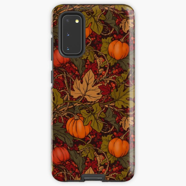 Autumn Pumpkins Samsung Galaxy Tough Case