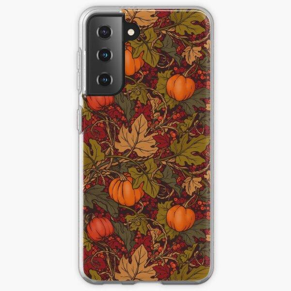 Autumn Pumpkins Samsung Galaxy Soft Case