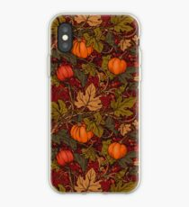Autumn Pumpkins iPhone Case