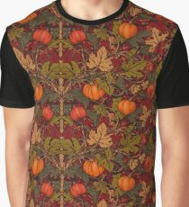 Autumn Pumpkins Graphic T-Shirt
