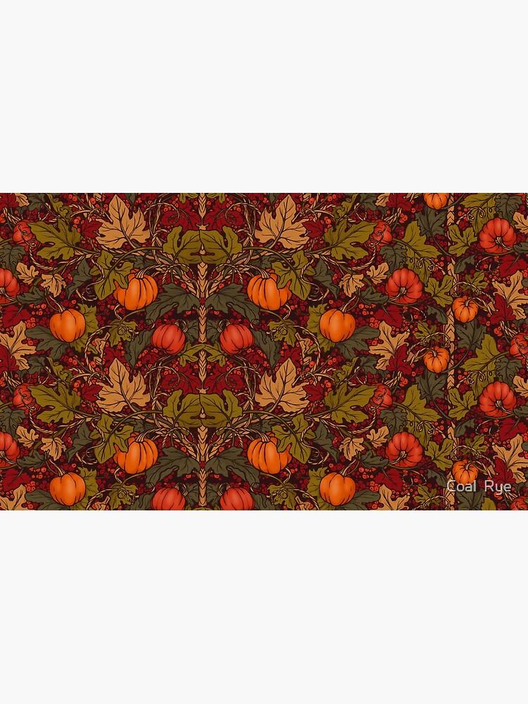 Autumn Pumpkins by juliacoalrye